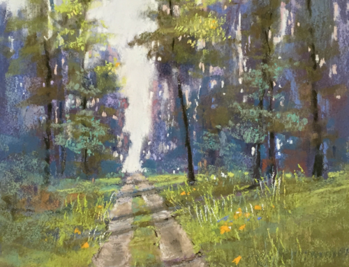 Spring Path/To Do List – Texas artist Bethany Fields