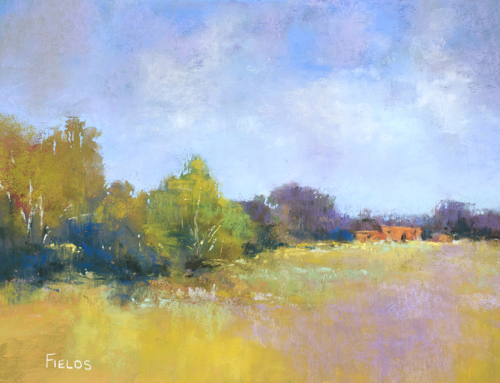 Highway 303 – Pastel Painter Bethany Fields