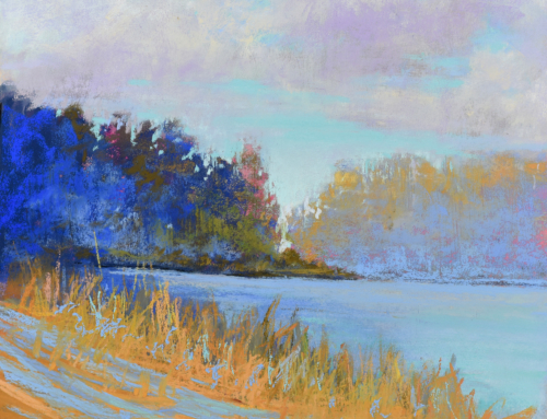 Tyler Lake – Texas Pastel Artist