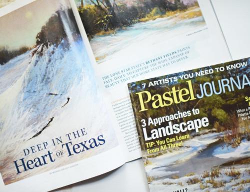 Pastel Journal Giveaway – Winners!