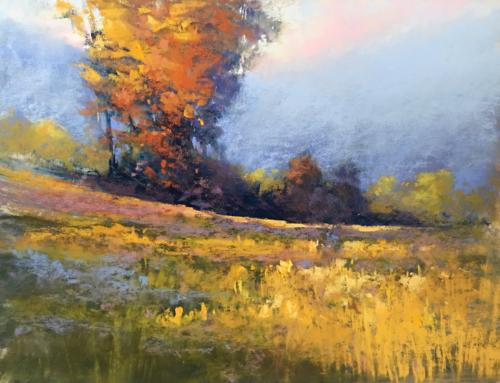 Painting Autumn…